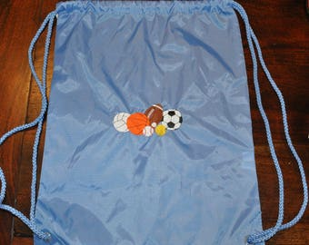 Sports Drawstring Bag