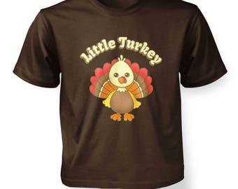 Little Turkey kids t-shirt