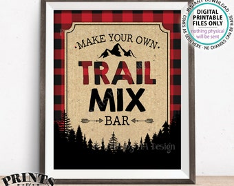 Trail Mix Etsy