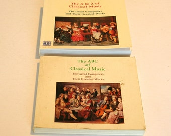 The A to Z of Classical Music, The ABC of Classical Music