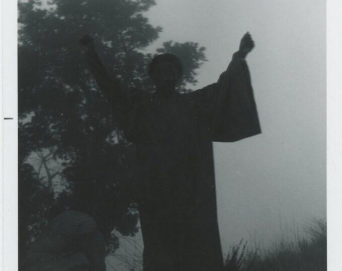 Vintage Snapshot Photo: Benediction [84667]