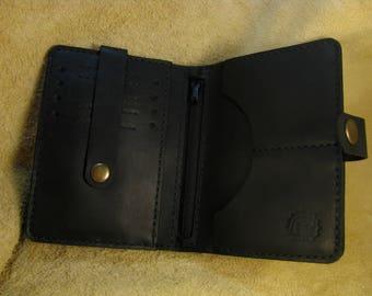 Men wallet Big wallet Leather wallet Black wallet Card holder Business holder Coins wallet Money wallet Travel holder Custom wallet