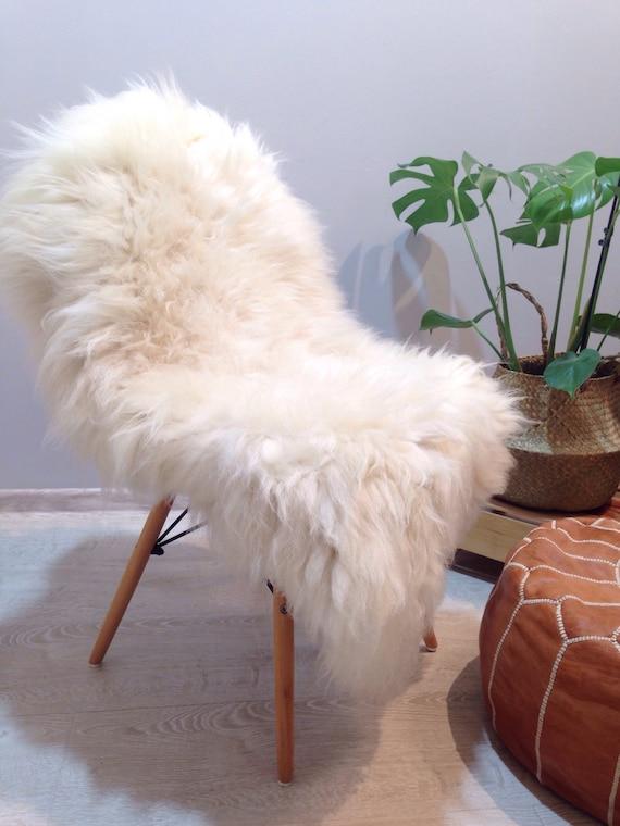 Fur Chair Throw49