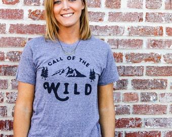 Call of the Wild Tee