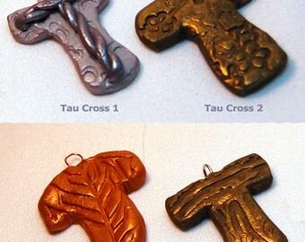 Tau Crosses FREE Shipping