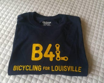Bicycling for Louisville T-Shirt