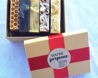 You're Gorgeous Soap Box Gift Set, Valentines Day