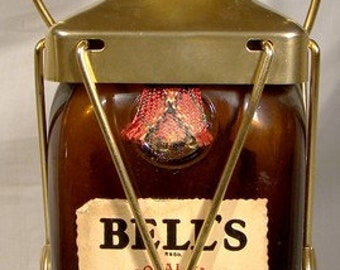 Bell's Scotch Whiskey Musical Decanter 1960s