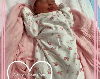 newborn hospital hat baby hospital hat bow girl hospital hat newborn hat with bow baby girl hat hospital cap infant hat pink baby beanie ha