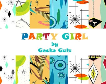 Party Girl Mini Paper Pack