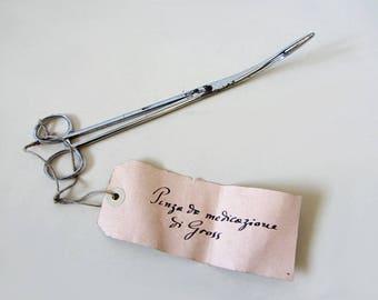 Vintage Surgical Pliers