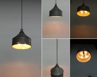 Vintage Funnel Pendant Light