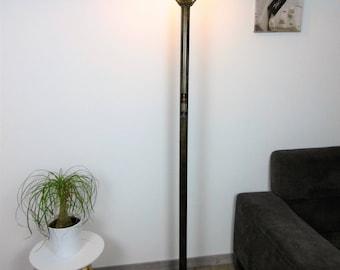 Designer metal lamp
