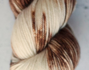Sparkle Sock Yarn, S'Mores