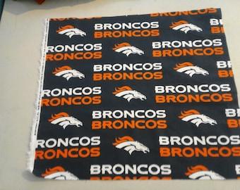 Denver Broncos Fabric 250113