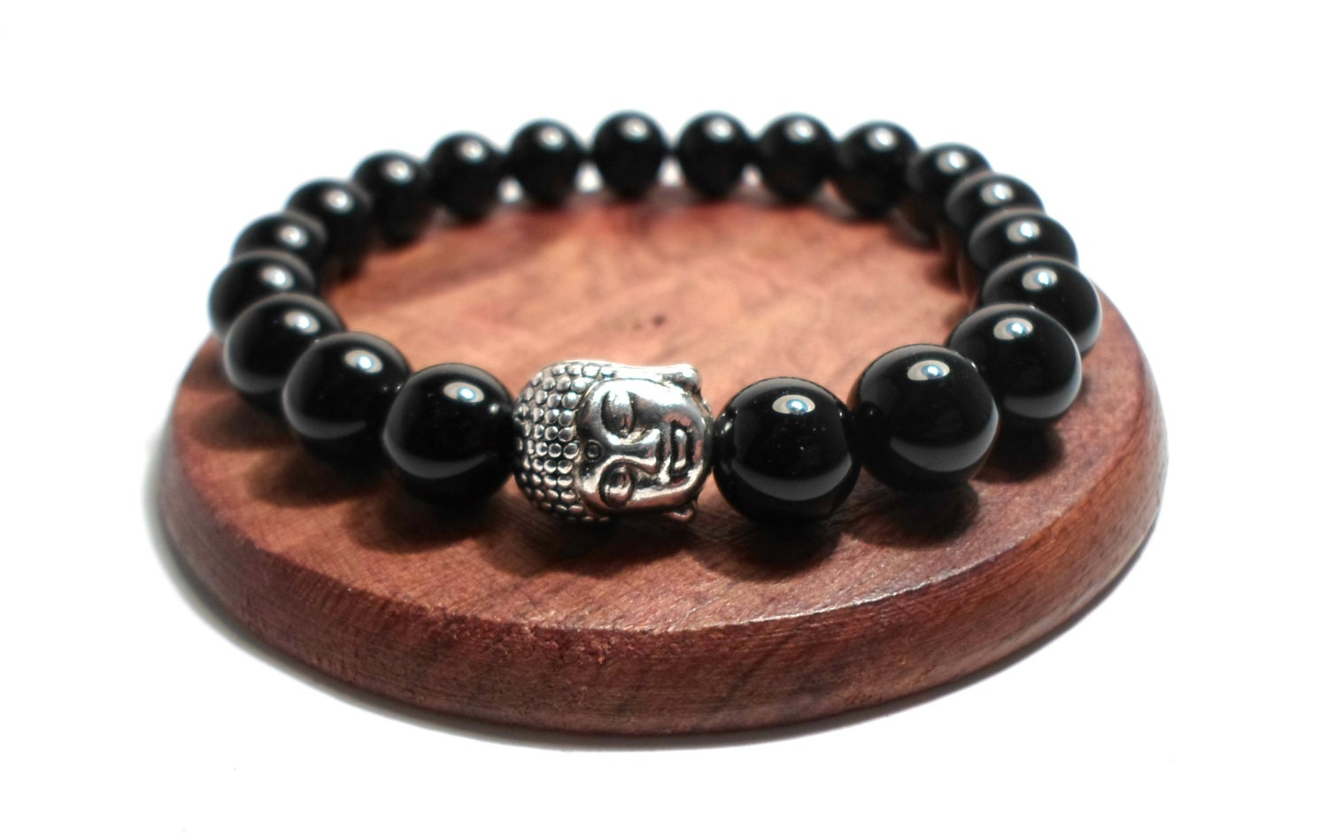 masculine mala for men savanna lotus beads bracelets caymancode beaded bracelet