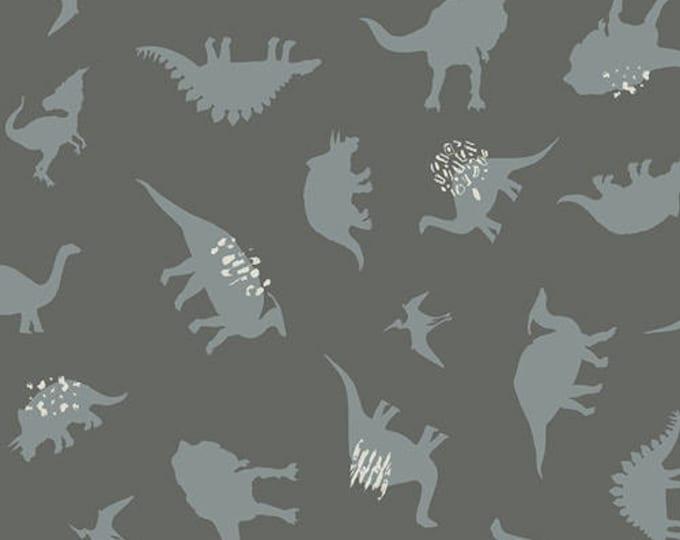 Esoterra by Art Gallery Fabrics - Dinomania Subtle - Cotton Woven Fabric