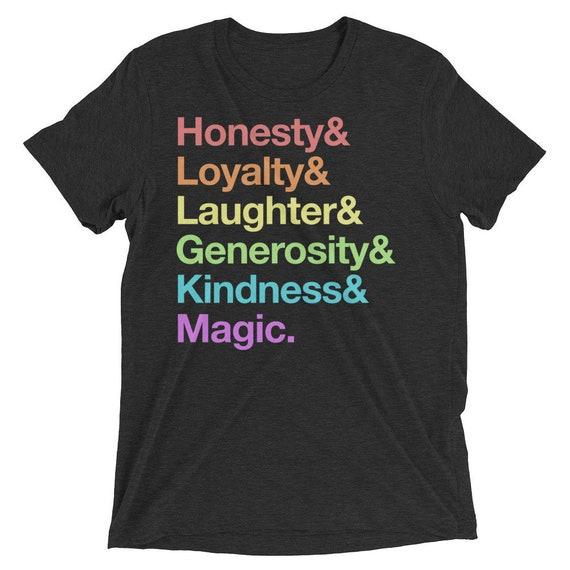Elements of Harmony - Rainbow - Short sleeve t-shirt