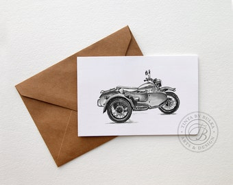Motorcycle Gift Idea Motorcycle Gifts Motorcycle Motorcycle Gift Him Men Motorcycle Gift Motorcycle Art Motorcyclist Gift Soviet Motorcycle