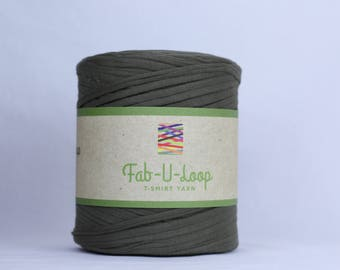 """T-Shirt Yarn - """"Cursive""""  ~160 yards, 130 m"""