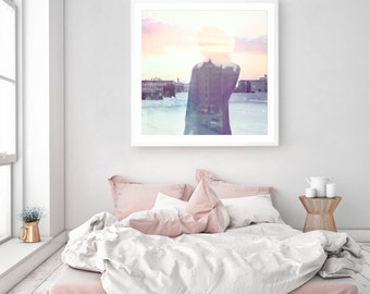 Looking Forward To Ahead | Fine Art Print | Home Interior