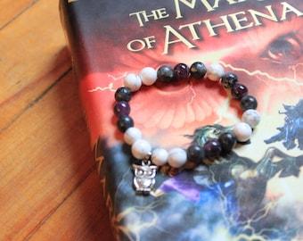 Athena - Mala Bracelet