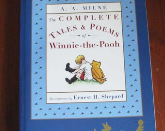 REDUCED: The Complete Stories and Poems of Winnie-the-Pooh