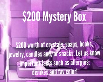 Mystery Box (Two-Hundred)