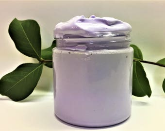 Fairy Dust Whipped Soap, Fluffy Cream Soap, Soap In a Jar, Handmade
