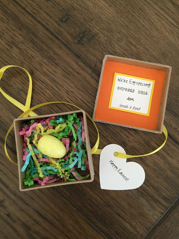 Were egg specting easter pregnancy reveal easter pregnancy were egg specting easter pregnancy reveal easter pregnancy announcement pregnancy reveal gift pregnancy reveal to grandparents from averyvienna on etsy negle Image collections