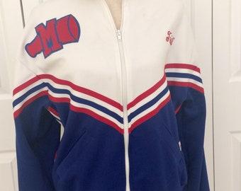 Varsity Spirit Fashion Cheerleader jacket/Cheerleader SpiritWear/vintage cheerleader