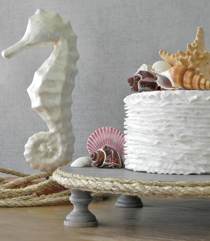 16 Wedding Cake Stand Beach Nautical Cake Topper