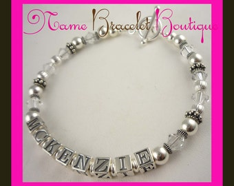 Mothers Bracelet - custom create your own beautiful jewelry for Mom , Grandma