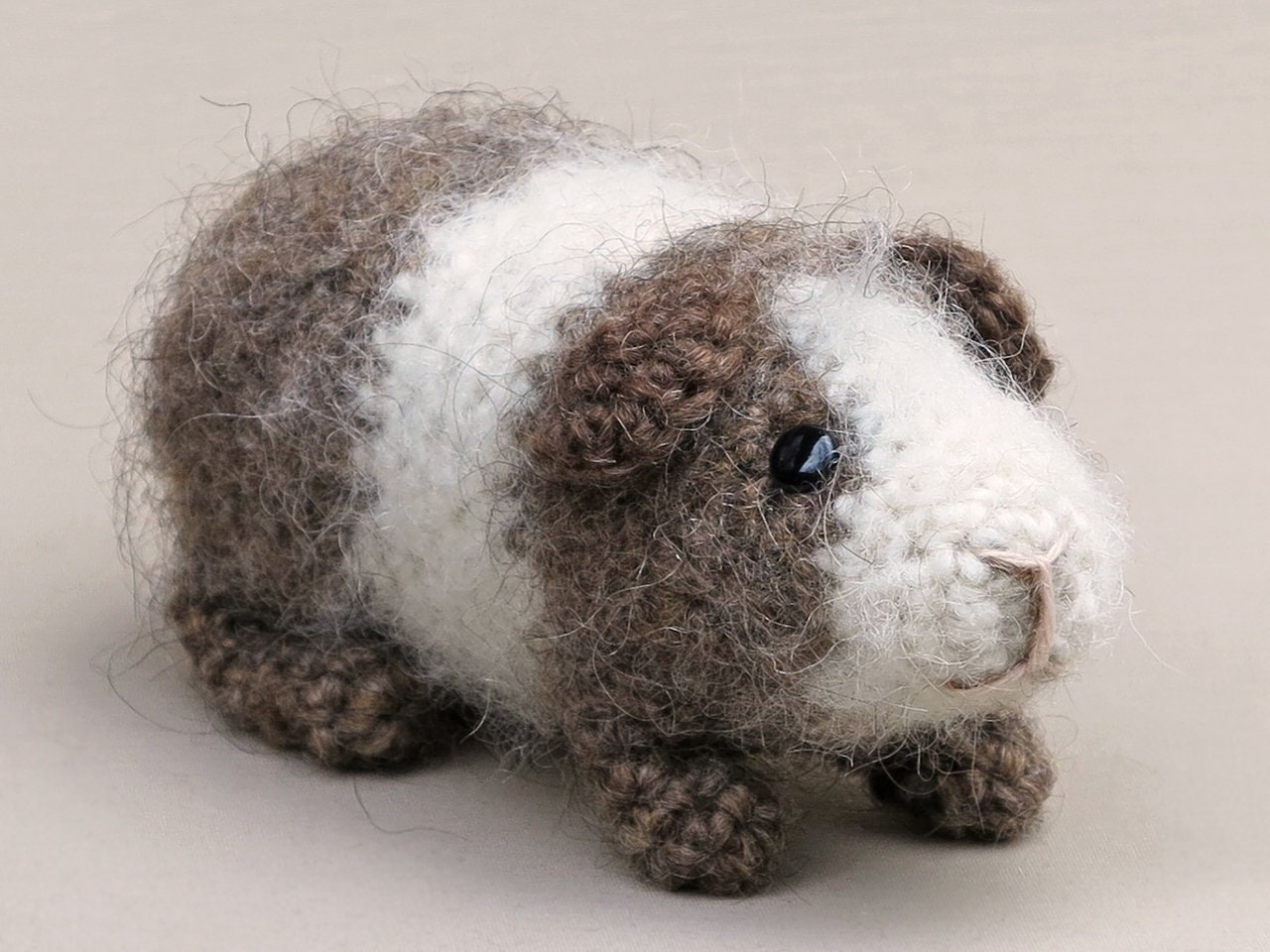 Amigurumi Guinea Pig : Amigurumi crochet guinea pig pattern from sonspopkes on etsy studio