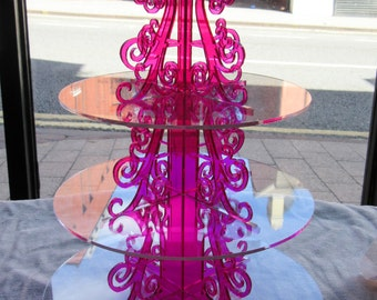 4 Tier Cake Stand