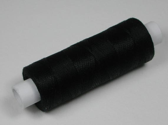 7099 color Black, Venne cotton, mohair, virgin wool, silk, knitting and crochet thread for miniature manual work