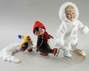Ashton Drake Follow the Leader Porcelain Doll