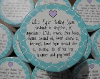 LiLi's Super Healing Salve