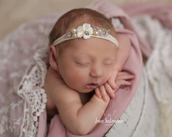 Hair-band, Headband, photograph, Newborn props, photo props, Newborn romper, newborn photograph, equipment, props newborn