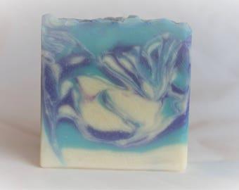 Handmade Amore Soap- Jasmine Lavender Soap- Lavender Soap- Luxurious Soap