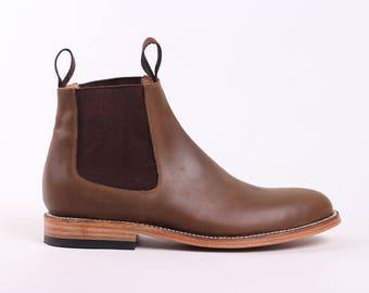 Chelsea Boot (Maple)