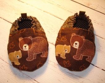 BABY SHOES - Mama Bear