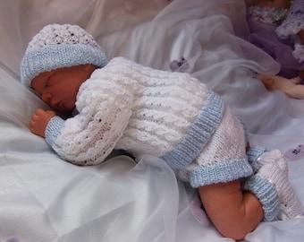Knitting pattern for 14 - 18 inch dolls