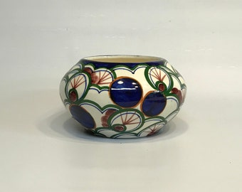 Bavarian Hand Painted Pottery