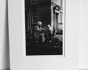 SUAVE - Darkroom Print