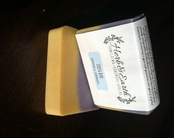 Eden Bar Soap (Lavender, Lemongrass)