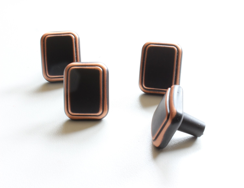 Copper & Bronze Knob Drawer Pull Drawer Knob Cabinet