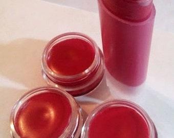 Beauteous Burgundy Collection Lip Tint -  Sheer natural tinted lip balms