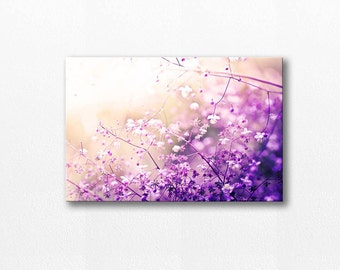 flower photography canvas wrap 12x12 24x36 nature photography canvas botanical wrap fine art photography canvas gallery wrap canvas wall art