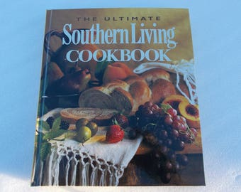 The Ultimate Southern Living Cookbook, hardbound  496 pages